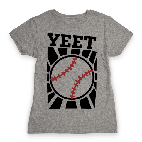 YEET - baseball Womens T-Shirt