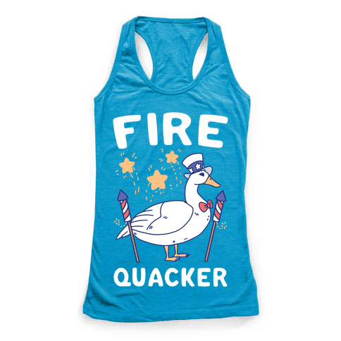 Fire Quacker