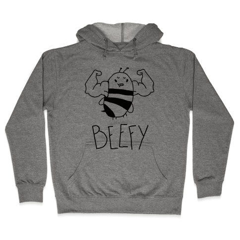 Beefy Hooded Sweatshirt