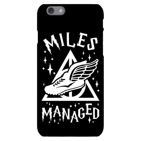 Miles Managed Phone Case