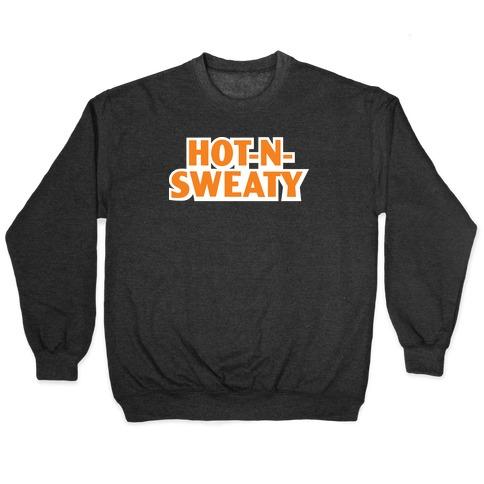 Hot-N-Sweaty Parody Pullover