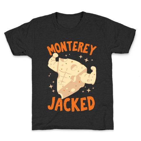 Monterey Jacked Kids T-Shirt