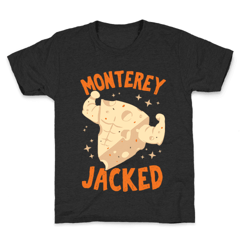 Monterey Jacked Kids T-Shirt