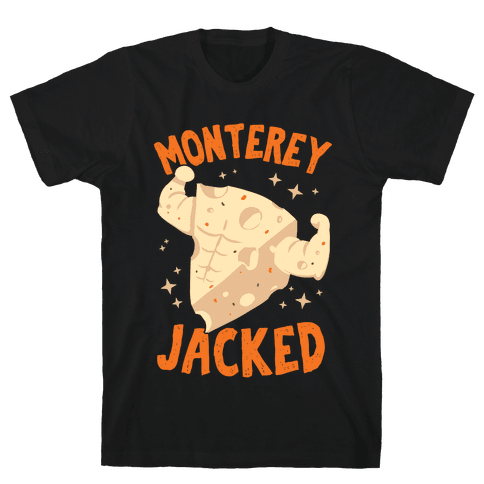 Monterey Jacked Mens/Unisex T-Shirt