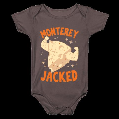 Monterey Jacked Baby One-Piece