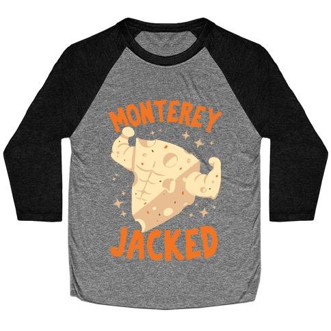 Monterey Jacked Baseball Tee
