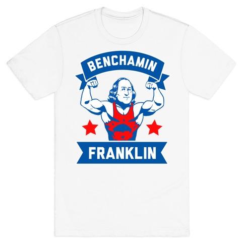 Benchamin Franklin T-Shirt