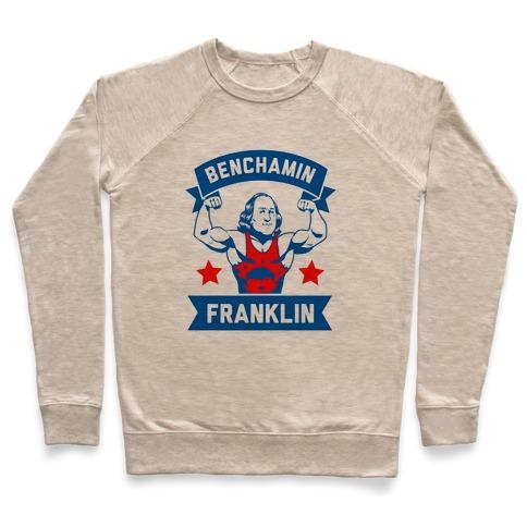 Benchamin Franklin Pullover