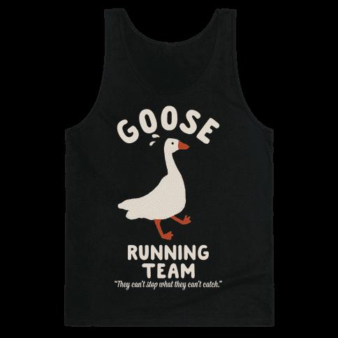 Goose Running Team Tank Top