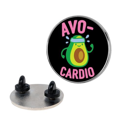 Avocardio Pin