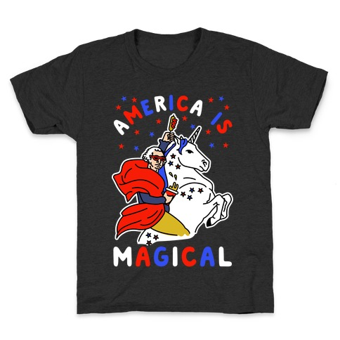 America Is Magical Kids T-Shirt