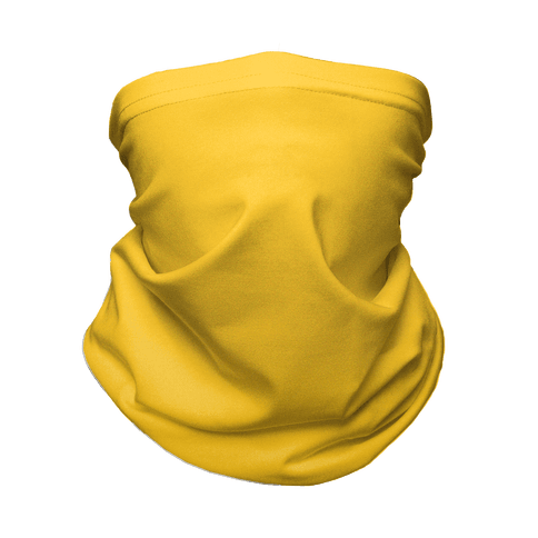 Gold Gradient Neck Gaiter