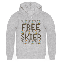 Skied Too Long Hoodie