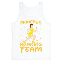 Princess Running Team (Yellow)