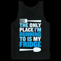 Running to My Fridge