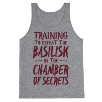 Training to Defeat the Basilisk in the C...