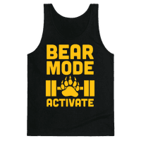 Bear Mode Activate