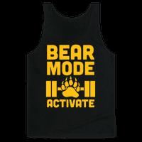 Bear Mode Activate