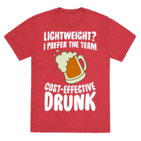 Lightweight? I Prefer The Term Cost-Effe...