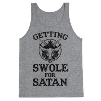 Gaining Swoles For Satan