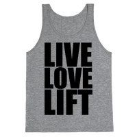 LIVE LOVE LIFT (black font)