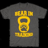 Bear In Training