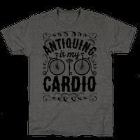 Antiquing Is My Cardio