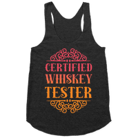 Certified Whiskey Tester Racerback