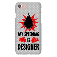 My Speedbag is Designer Phonecase