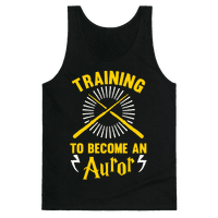 Training To Become An Auror Tank