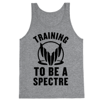 Training To Be A Spectre