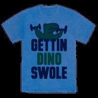 Gettin' Dino Swole