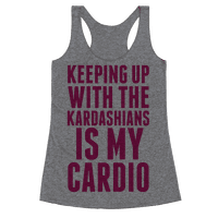 Keeping Up With The Kardashians Is My Cardio