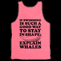 Explain Whales Tank