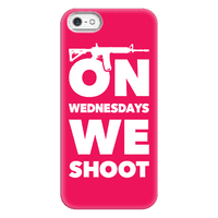 On Wednesdays We Shoot Phonecase