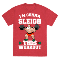 I'm Gonna Sleigh This Workout (Santa Claus)