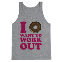 I Donut Want to Work Out