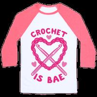 Crochet Is Bae Baseball