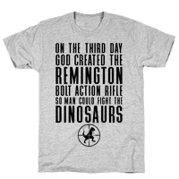 The Remington Bolt Action Rifle