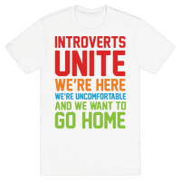 Introverts Unite! We're Here, We're Unco...