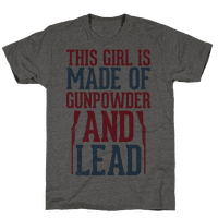 Gunpowder and Lead