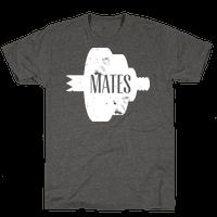 Swole Mates (Distressed White)
