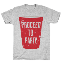 Proceed to Party Tee
