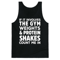 If It Involves The Gym Count Me In