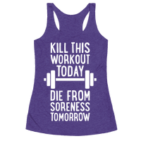 Kill This Workout Today, Die From Soreness Tomorrow