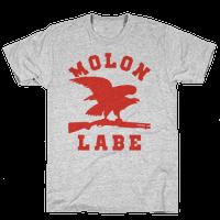 Molon Labe Eagle