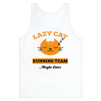 Lazy Cat Running Team