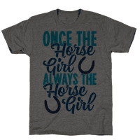 Once The Horse Girl, Always The Horse Girl