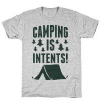 Camping Is Intents! (Green)