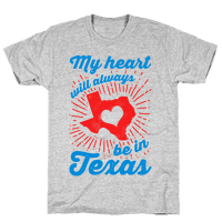My Heart Will Always Be in Texas